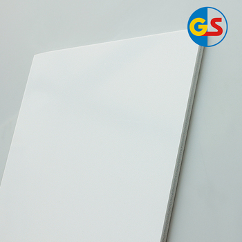 3mm Sintra PVC board/plastic/lamina de pvc/china manufacturer