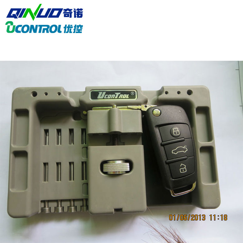 Details about  /Key Attachment Tool Flip Vice From Pin Remover For Locksmith With Four Pins Free
