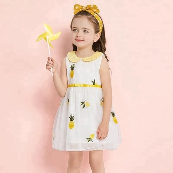 New Fashion frock design for baby girl kids frock designs frock design