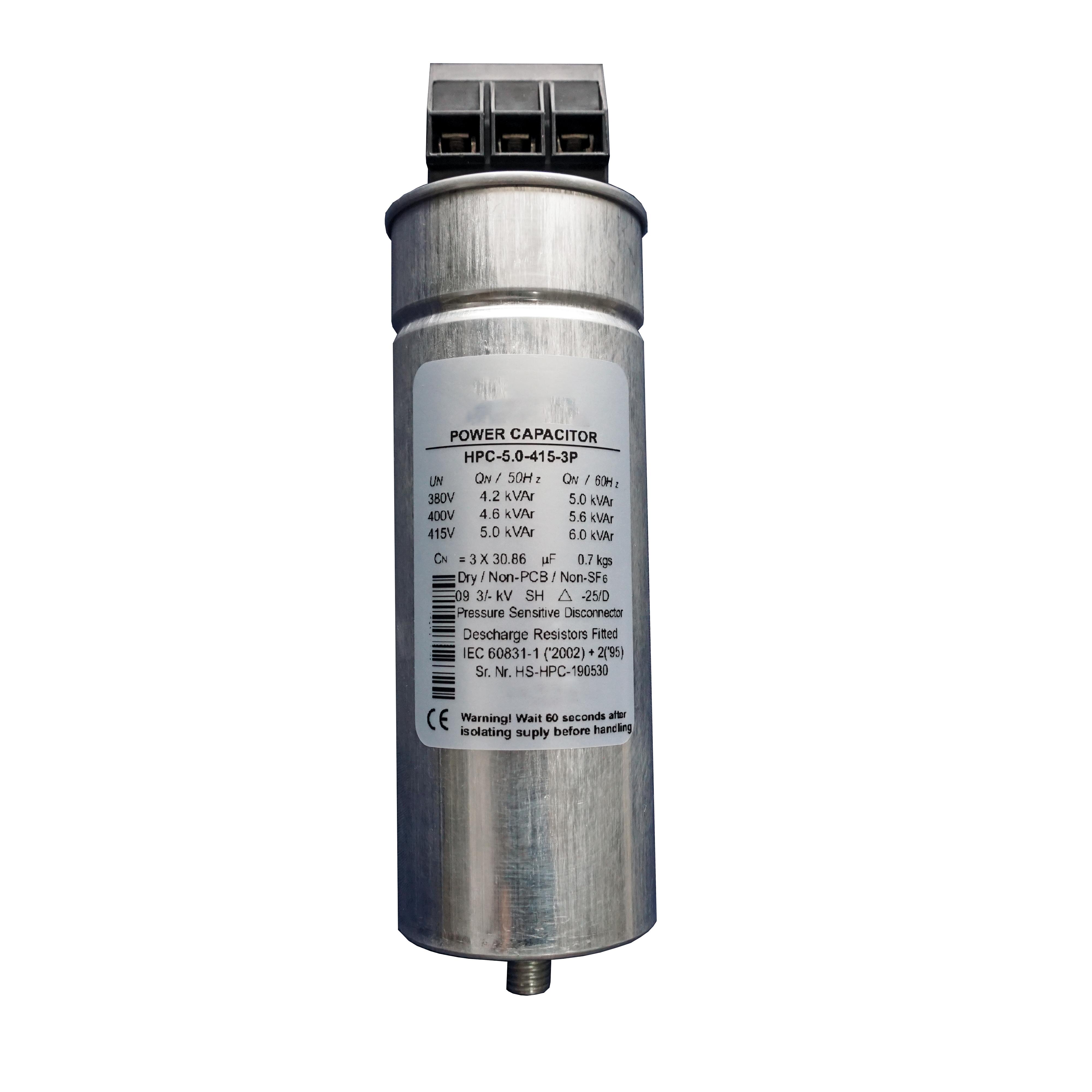 Good Price 5 Kvar Capacitor Bank Power Factor Correction Buy Capacitor Bank Power Factor Correction Product On Alibaba Com