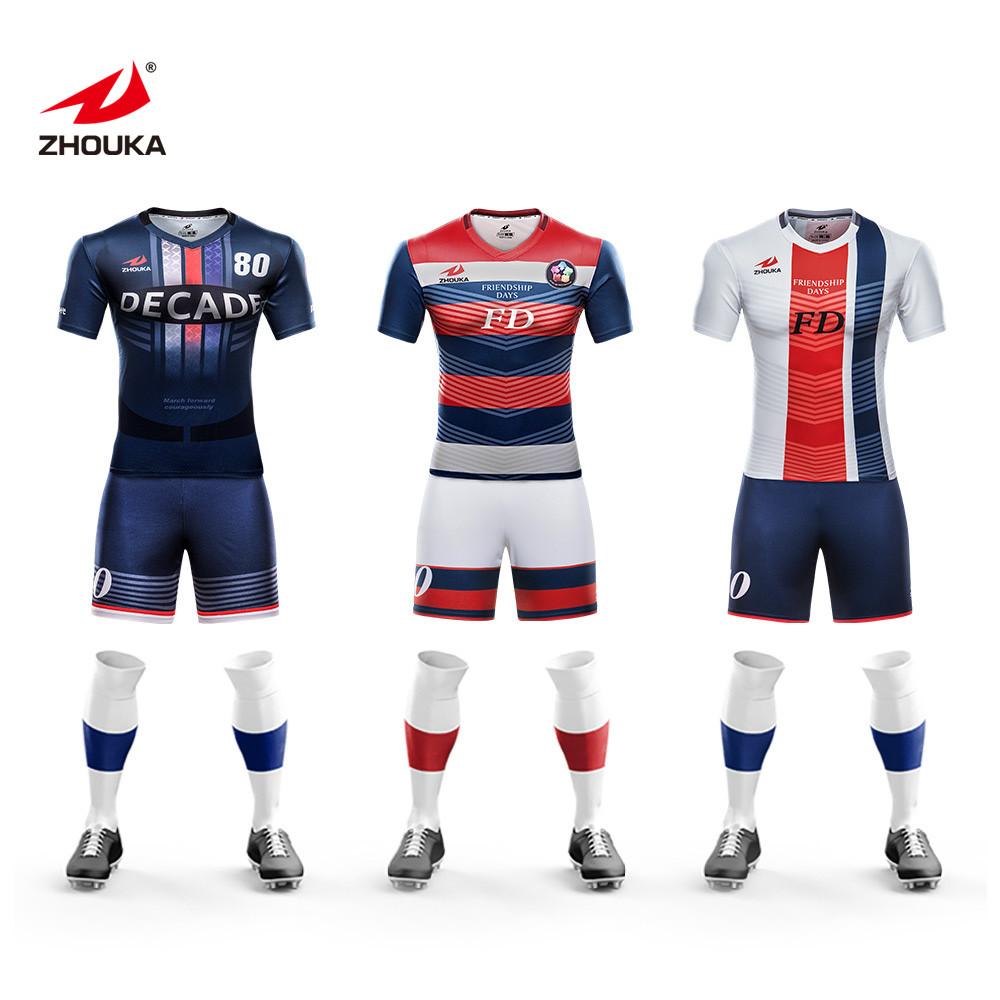 Best Site To Online Soccer Jerseys Soccer Training Uniform Clothes ...