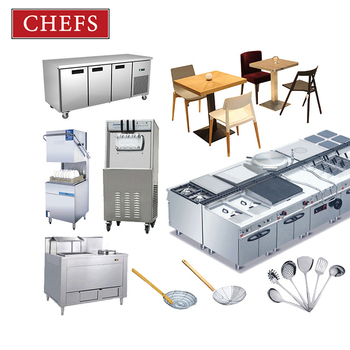 Commercial kitchen equipment cooker commercial refrigeration equipment for restaurants equipment used in kitchen hotel