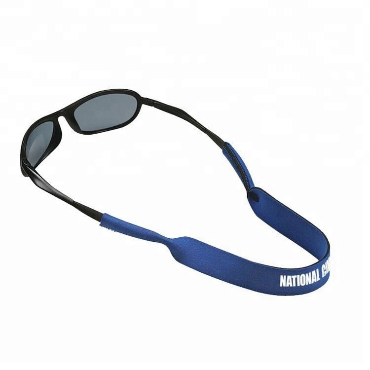 Floating Sunglasses Straps Jianglin 6 Pcs Floating Eyewear Retainer Neoprene Eyewear Holder Soft Eyeglass Strap for Sports Outdoors Water Activities