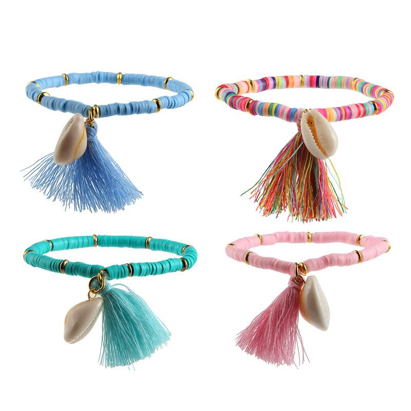 Friendshipbracelet with Miyuiki Beads