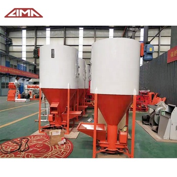 animal feed mill mixer price good poultry chicken feed mixer grinder machine combina tin machine for animal food mixer and crush