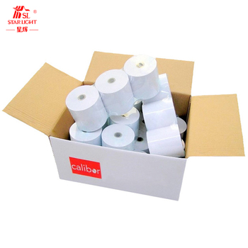 High Quality 100% Wood Pulp BPA Free POS ATM Cash Register Thermal Paper Rolls