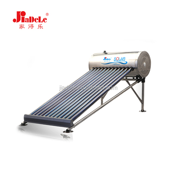 Longer Lifetime industrial mini solar water heater price
