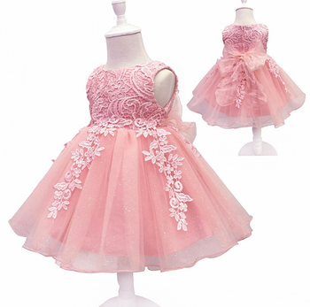 new model girl dress baby girl party dress children frocks designs