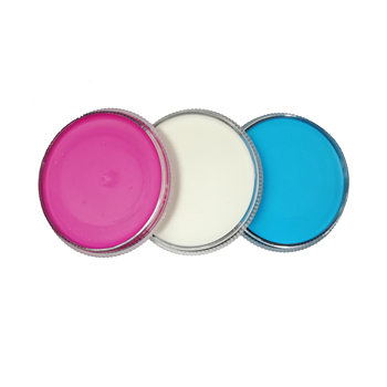 face paint split cake 30g white face paint split cake