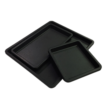 Food Grade Simple Type Material ABS Plastic Tray Food