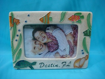 Ceramic Picture & Photo frame