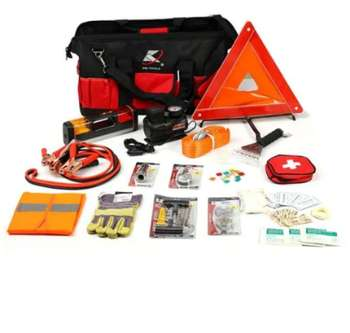 Professional And Promotional Emergency Safety kit Car Breakdown Kit roadside 22-inch kit 23-piece car emergency