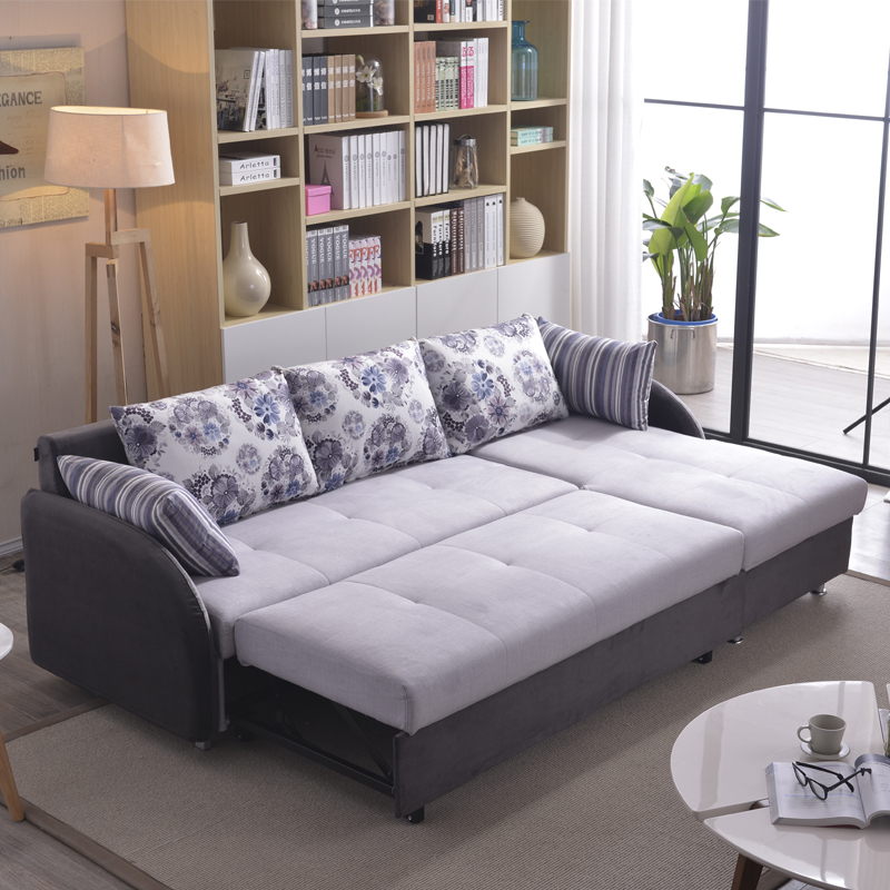 Corner L Shaped Sofa Cum Bed Fabric Italian European Israel German Usa Indian - Buy Italian Sofa Bed,Sofa Cum Bed Fabric,Israel Sofa Bed Product On Alibaba.com