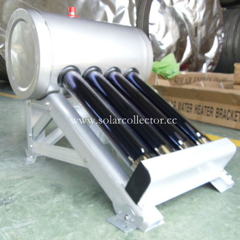 Small Non-pressurized Solar Water Heater Model