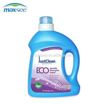 Factory high quality wholesale washing liquid eco green natural cleaning products natural laundry liquid