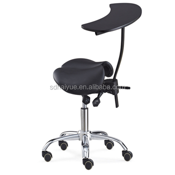 New arrivals students study chair with writing board HY6012 Novel School stool