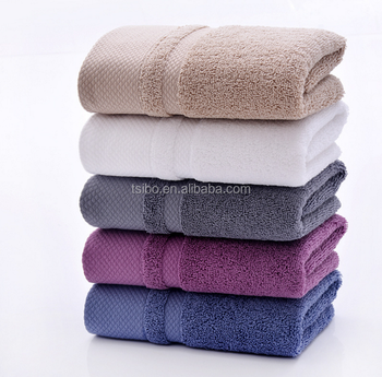 5 star High quality 100% cotton towel