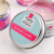 decorative nature soy scented candles aroma metal tin jar as wedding favour