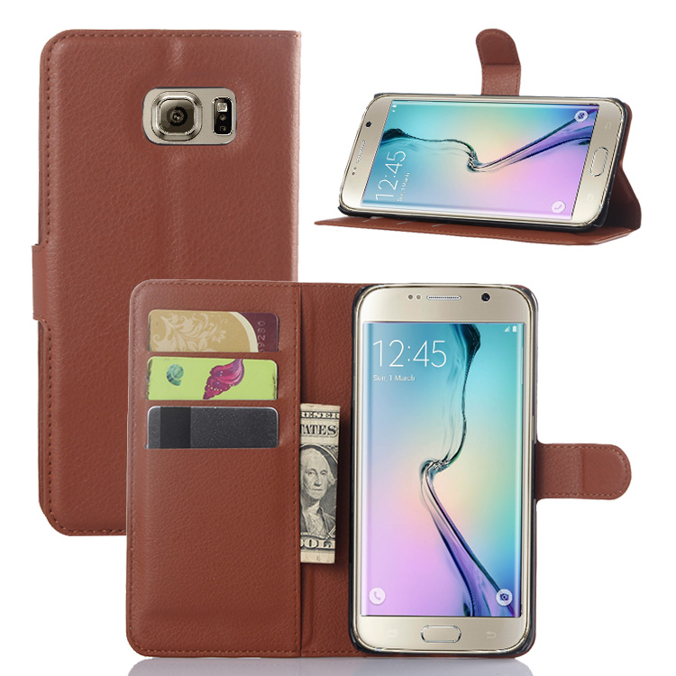 For Samsung Galaxy S6 Edge Plus Phone Case Holder Other Mobile Phone Accessories Pu Leather Silicone Case Para Celular Phone Bag - Buy G928f Carcasas ...
