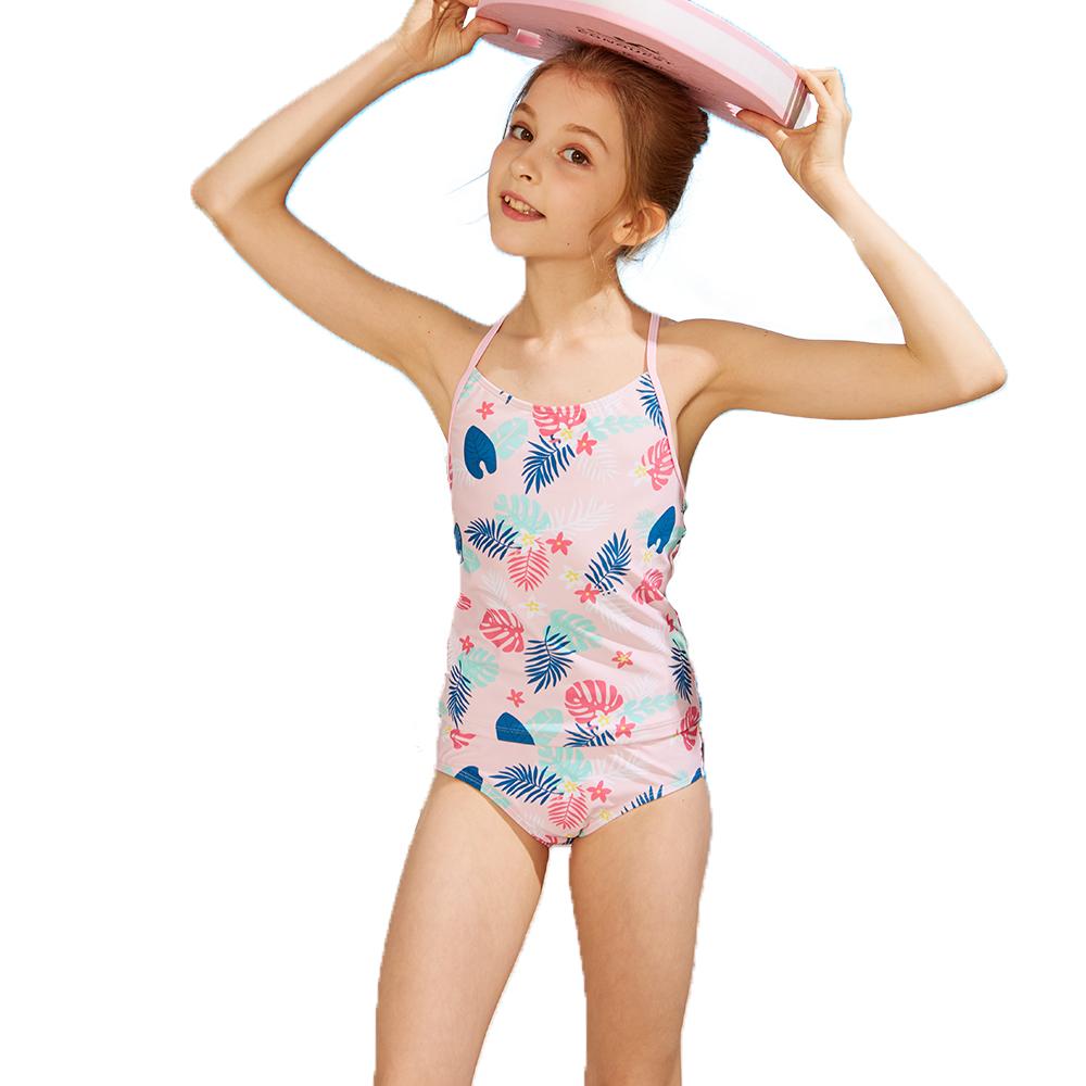 Baby Girls Swimwear Kid Tankini Bikini Bathing Suit Swimsuit Swimming Costume