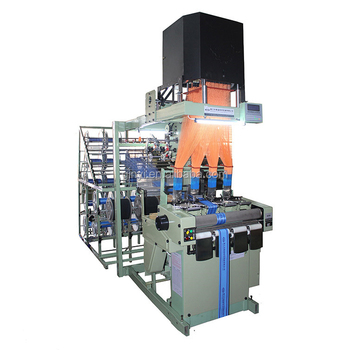 Computerized Electronic Jacquard Knitting Machine Elastic Lace Making Needle Loom