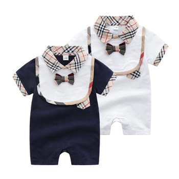 Summer New Born Baby Clothes Tiny Cotton Baby Clothes Boys Girls 3-24 Months Newborn Romper