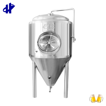 High Quality Micro Stainless Steel Conical Beer Fermentation Tank Home Brew 150L, 500L, 1000L