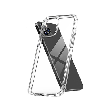 Anti-knock Soft TPU Transparent Clear Phone Case Protect Cover Shockproof Soft Cases For iPhone 12 11 pro max 7 8 plus X XS SE2