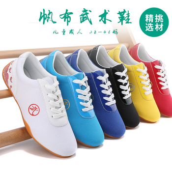 Traditional chinese kung fu tai chi wushu cloth shoes taichi shoes tai chi