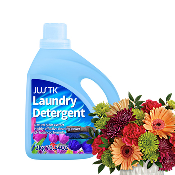 JUSTK cleaning products for household eco-friendly liquid detergent