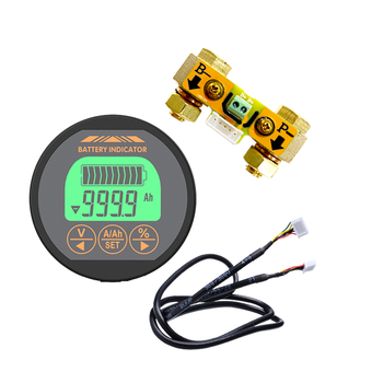 BW-TR16 80V350A High Precision Battery charge and discharge battery level indicator battery monitor capacity tester