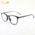 New hot sale high quality wooden style eye glasses and black acetate eyeglasses frames