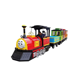 tourist attraction amusement park children games thomas train toy ocean mini trackless train for sale