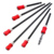 60-300mm Magnetic Bit Holder Quick Release Screwdriver Bits 1/4'' Hex Shank for Screw Bit Extension