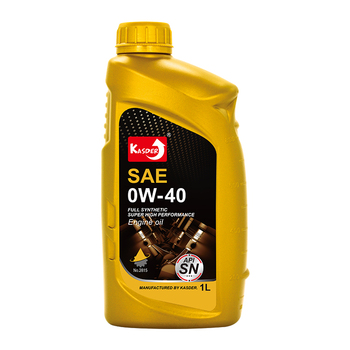 Professional Engine oil manufacturing plant SAE 0W40 Car Engine Oil in bulk