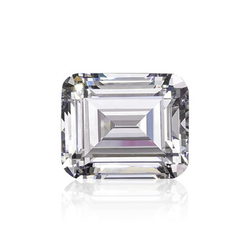 Ruchen Star Gems Wholesale Top Quality DEF color VVS clarity Loose Emerald Cut Moissanite Diamond