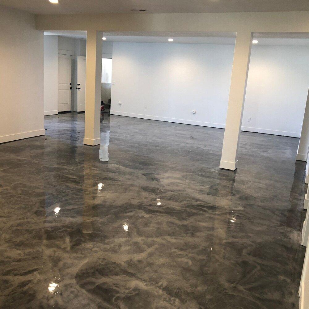 Metallic Epoxy Resin Flooring For Floor Coating And Painting - Buy  Commercial Floor Epoxy Coating,Commercial Concrete Floor Paint,Commercial  Epoxy Floo Coating Systems Product on Alibaba.com