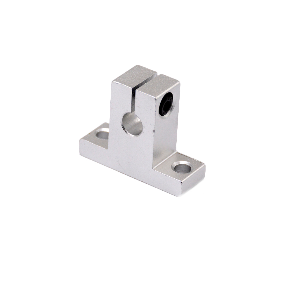 4PC 10mm SK10 SH10A Linear Rail Shaft Support XYZ CNC for 3D printer sliding