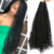 synthetic hair extension 3x messy braids 22inch 18strands black golden brown color attachment crochet hair braids