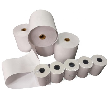 57mm POS terminal Cash Register Paper Thermal paper roll