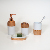 Electroplated Home Hotel Decor Luxury Bathroom Accessories 4 Pcs Set
