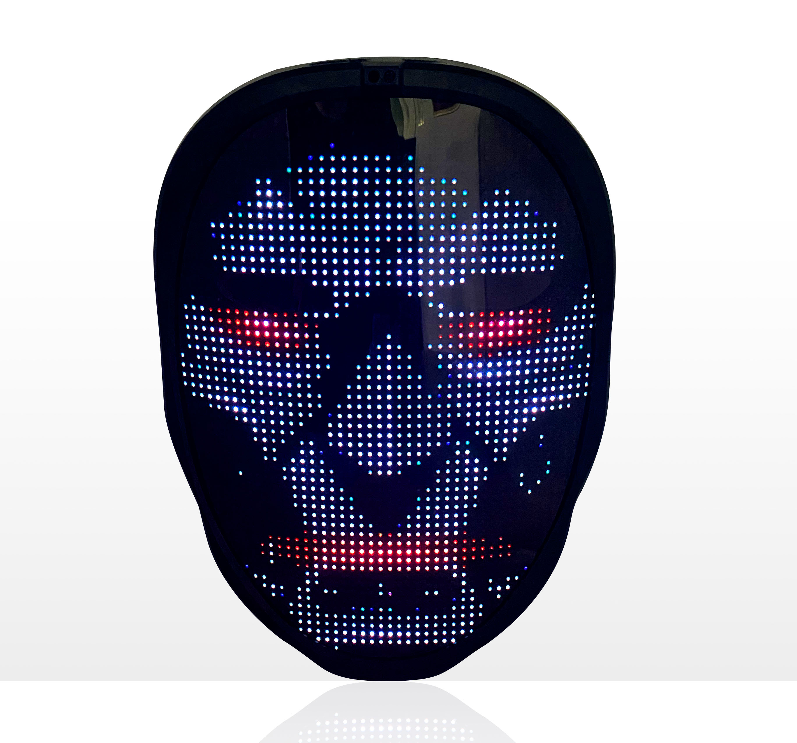 Linli 2020 App Control Program Led Face Changing Mask Face Mask Animated Face  Changing Led Mask For Halloween Party Concert - Buy Changing Mask,Program Led  Face,Animated Face Changing Led Mask Product on