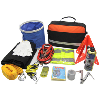 Outdoor Emergency Kit Gear First Aid Kit Survival Kit for Car