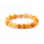 Hot Sale Trendy Yoga Bracelet Rose Gold Buddha Shape Charms Stone Beads Bracelet For gift