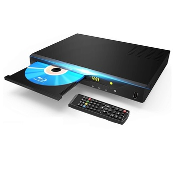 High quality 3D blu ray dvd player with full HD