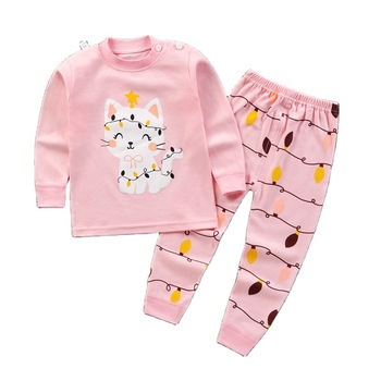 2020 New Arrival Baby Clothes Wholesale Baby Clothes Sets 100% Cotton Casual Wor