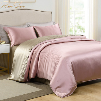10025 mulberry silk snow bedding sheet set