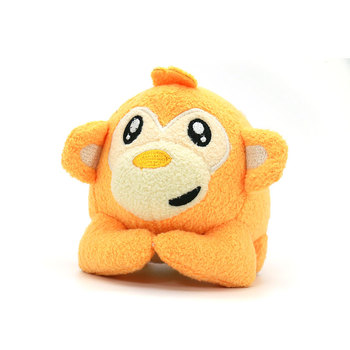 Manufacturer China Factory Wholesale Stuffed Animals yellow Monkey Plush Toy for kids