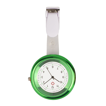 Medical nurse watch with clip attach to pocket