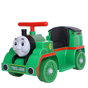 High quality Thomas the Tank Engine train children battery powered ride on electric car